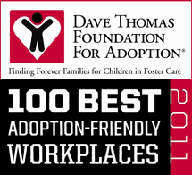 Best Adoption-Friendly Workplace
