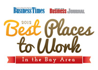 Best Places to Work in the Bay Area 2012