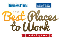 Best Places to Work in the Bay Area 2013