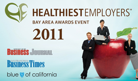 Bay Area's Healthiest Employer Award