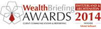 WealthBriefing Switzerland & Liechtenstein Awards 2014