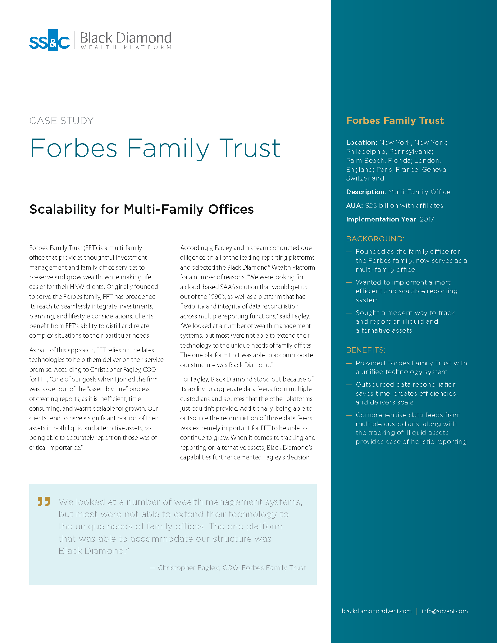poster image for <p>Forbes Family Trust</p>