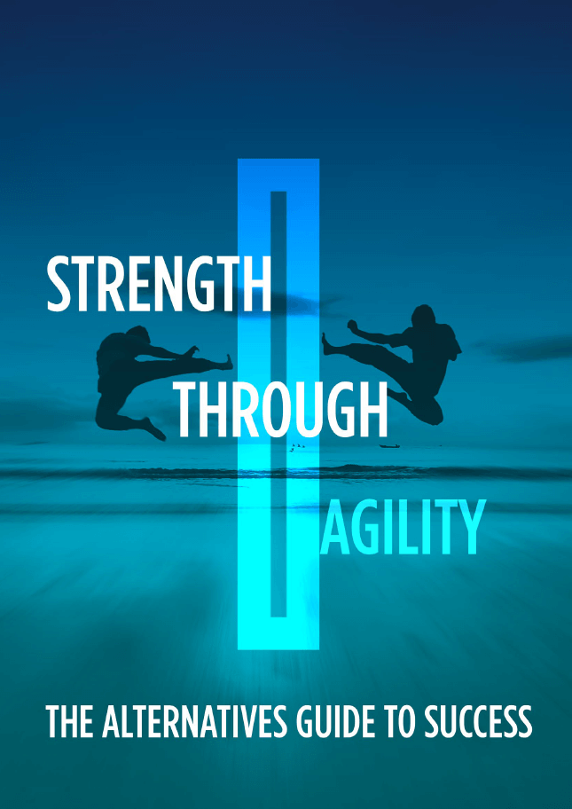 poster image for Strength Through Agility
