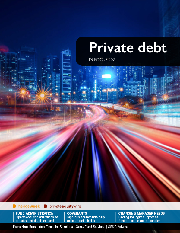 poster image for <p>The Importance of Support as Complexity Rises in Private Debt</p>