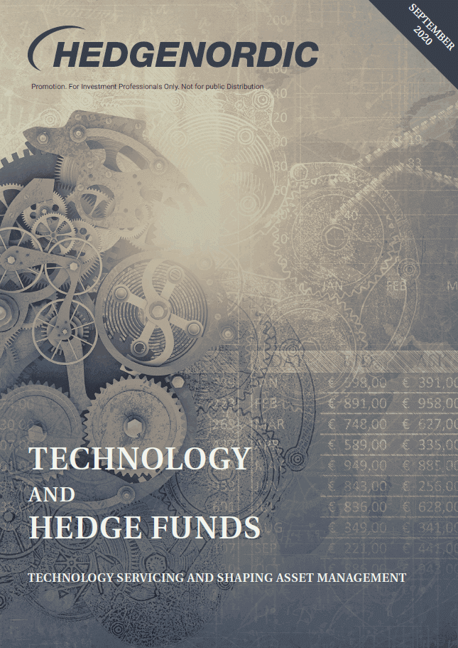 poster image for <p>Sharper Technology Offers Nordic Hedge Funds a Valuable Edge in the Battle for Allocations</p>