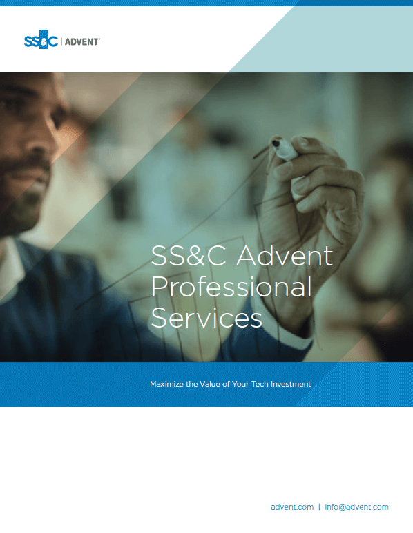 poster image for <p>SS&C Advent Professional Services</p>