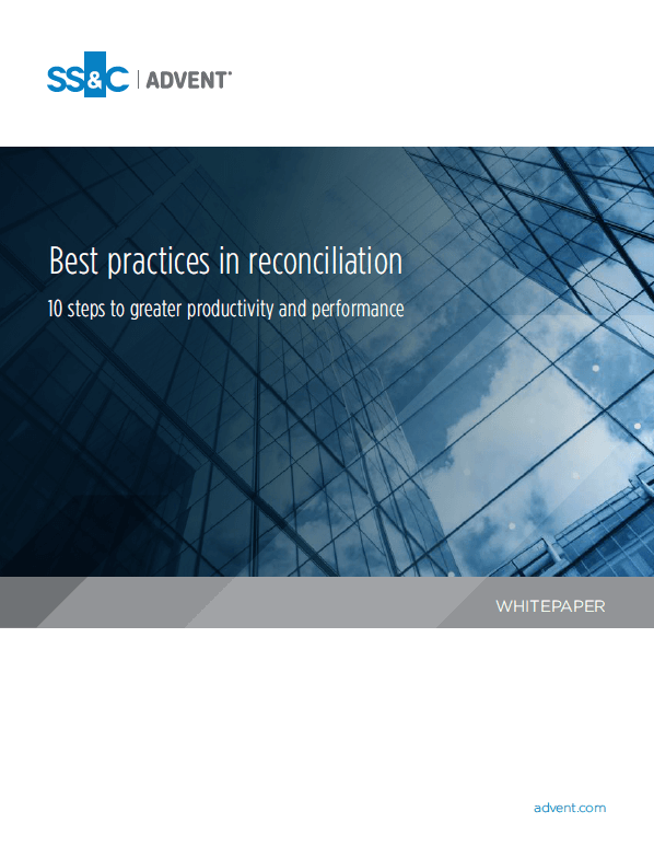 poster image for Best Practices in Reconciliation