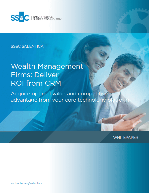 poster image for Wealth Management Firms: Deliver ROI From CRM