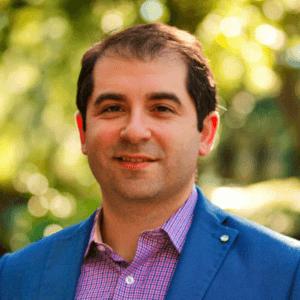 Blog Author Boris Bykhovsky
