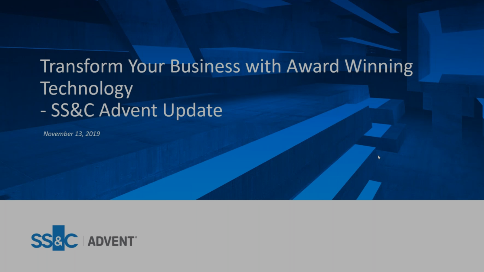 poster image for Transform Your Business with Award-Winning Technology