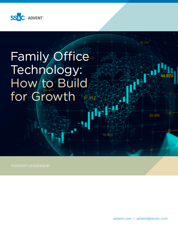 poster image for Family Office Technology