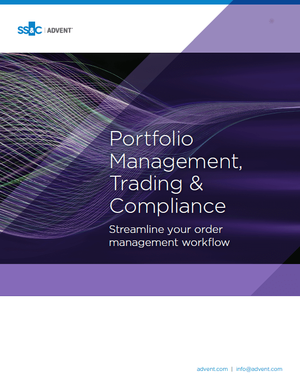 poster image for <p>Portfolio Management and Trading</p>