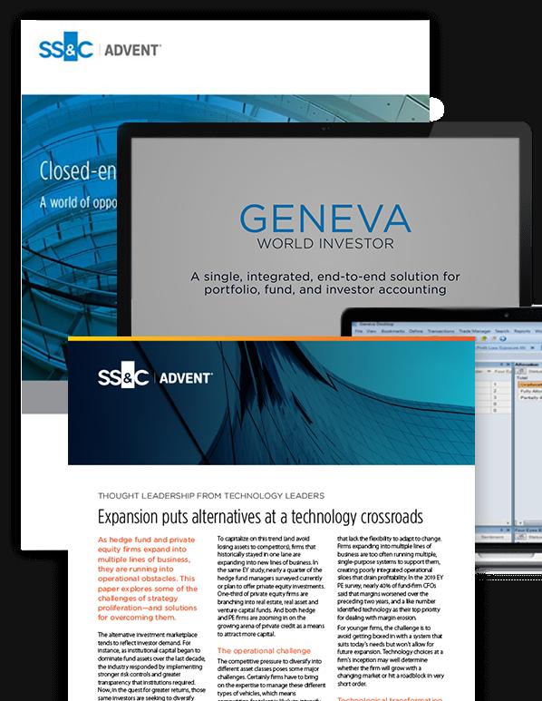 poster image for Geneva World Investor