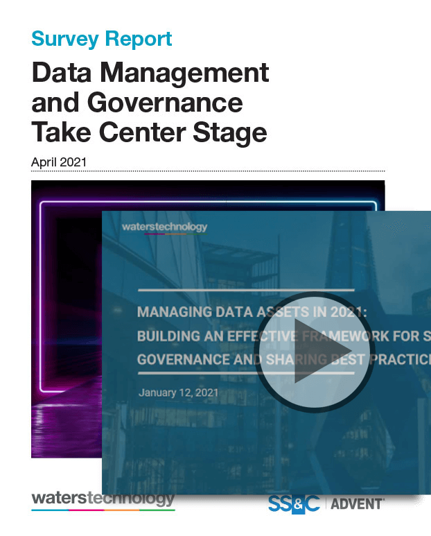 poster image for Data Management and Governance Take Center Stage