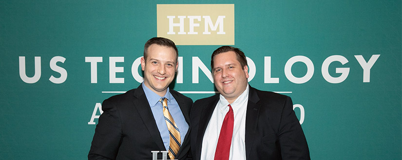 Tamale RMS Wins at the HFM US Technology Awards banner image