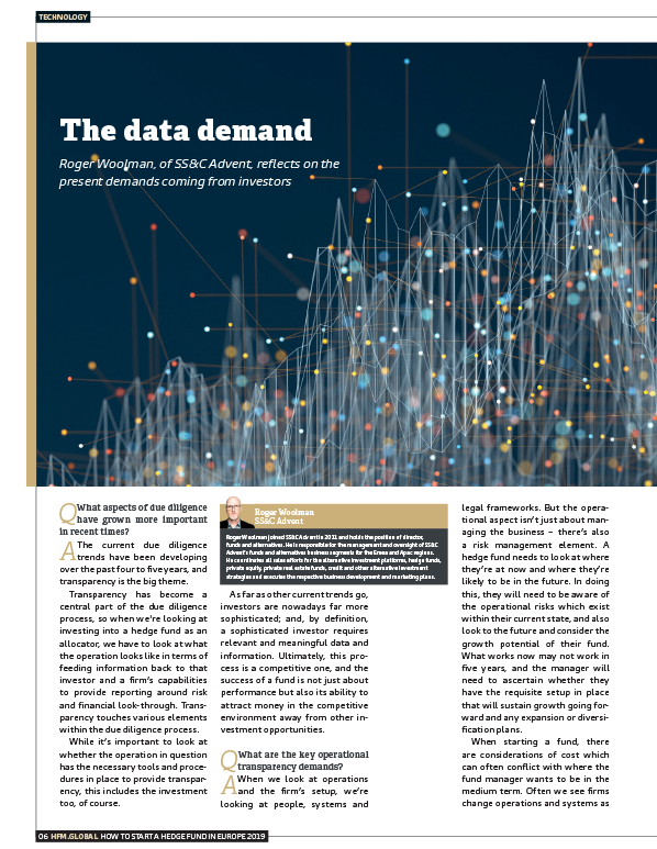 poster image for <p>The Data Demand</p>