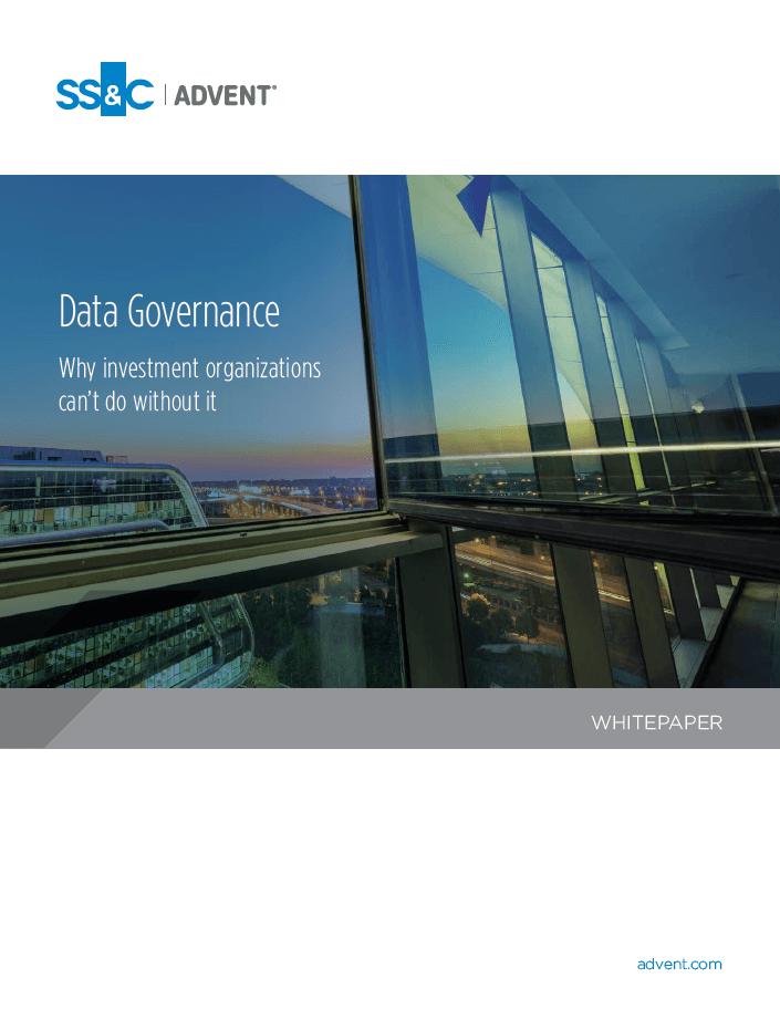 poster image for Data governance