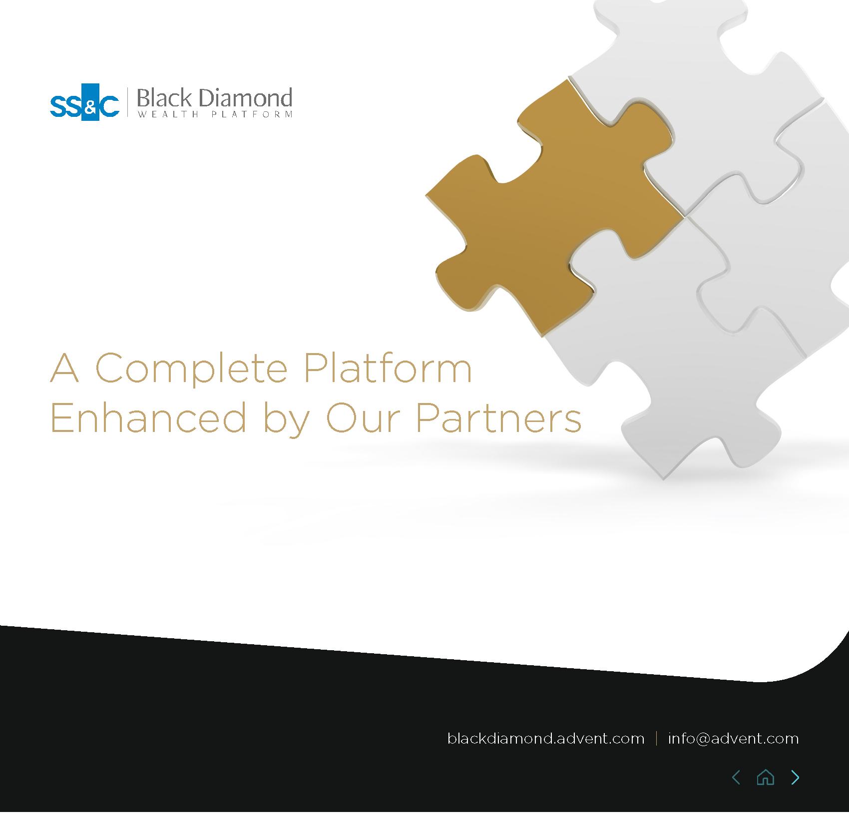 poster image for <p>Black Diamond Wealth Platform - Platform Partner</p>