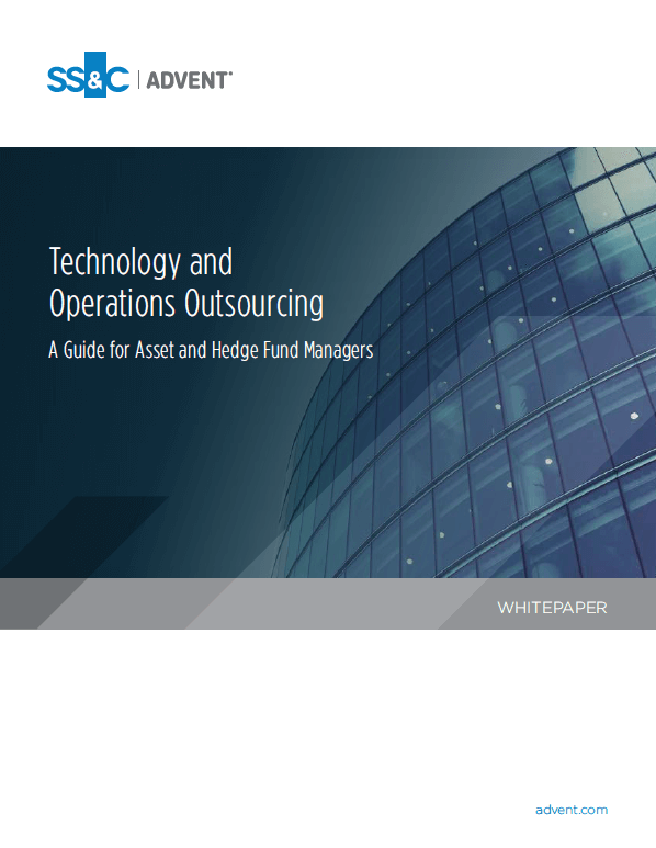 poster image for Technology and Operations Outsourcing for Asset and Hedge Fund Managers