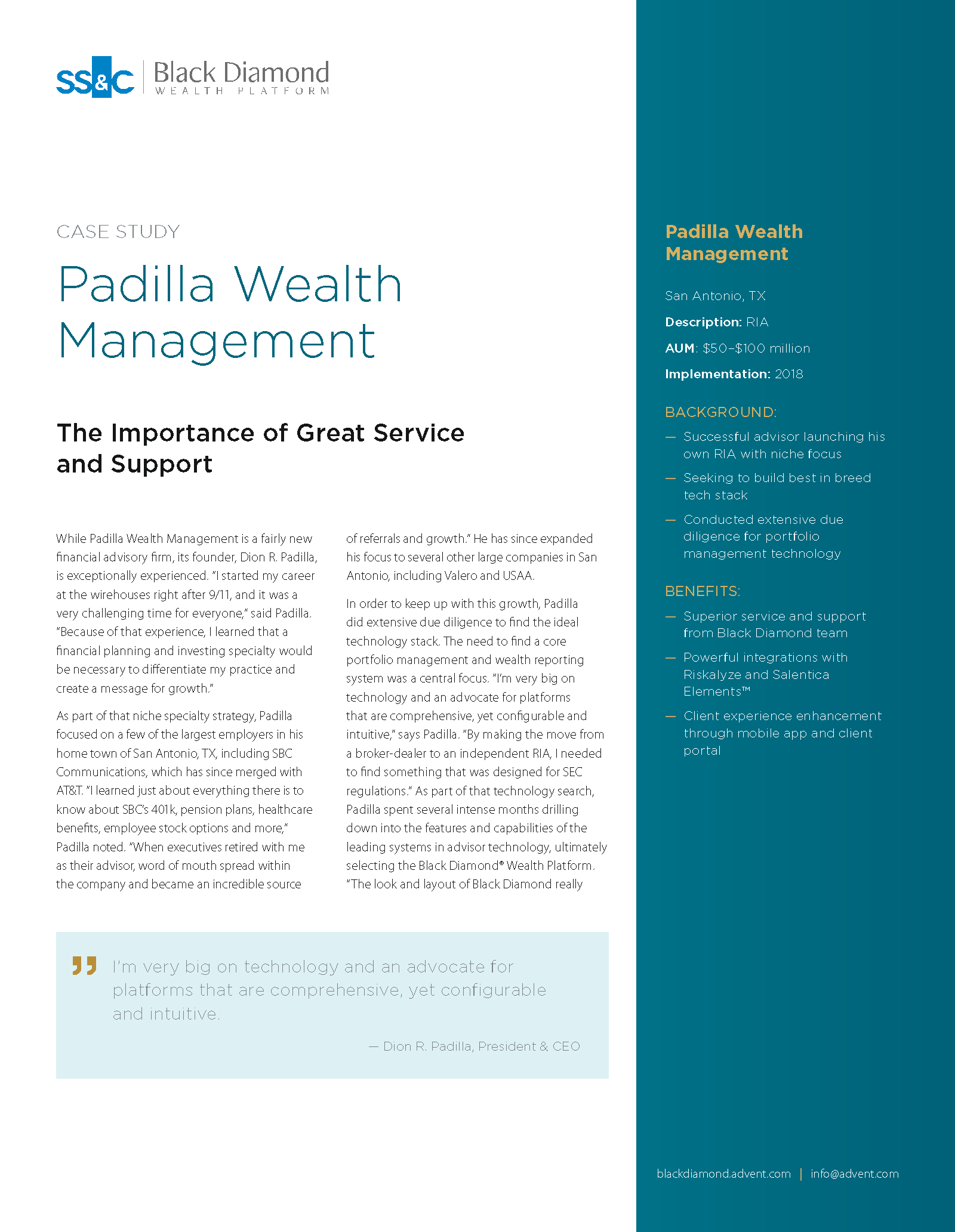 poster image for <p>Padilla Wealth Management</p>