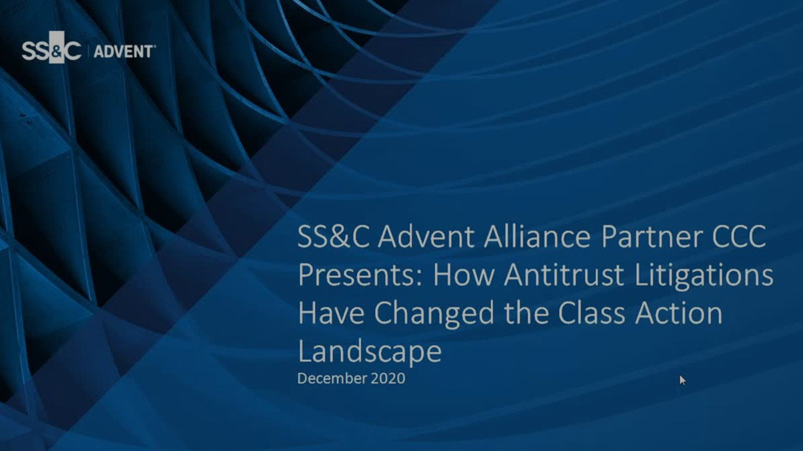 poster image for How Antitrust Litigations Have Changed the Class Action Landscape