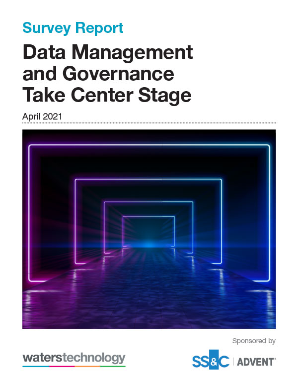 poster image for Survey Report: Data Management and Governance Take Center Stage
