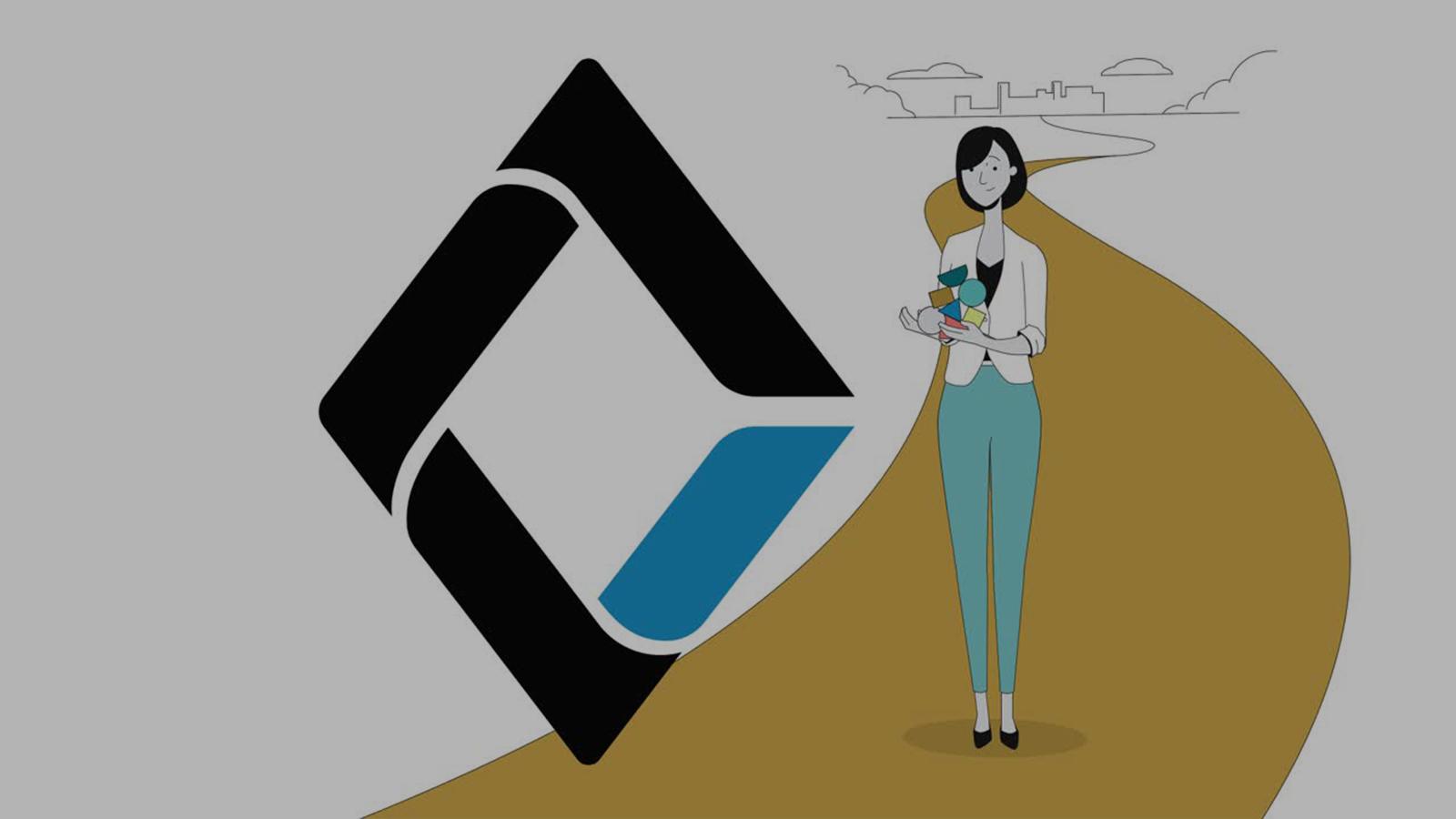 poster image for <p>Black Diamond: Client View Application</p>