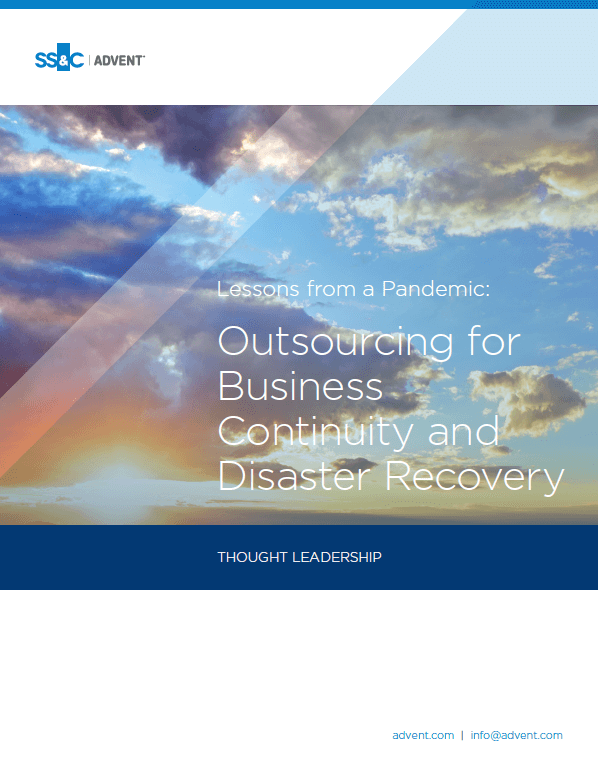 poster image for Outsourcing for Business Continuity and Disaster Recovery