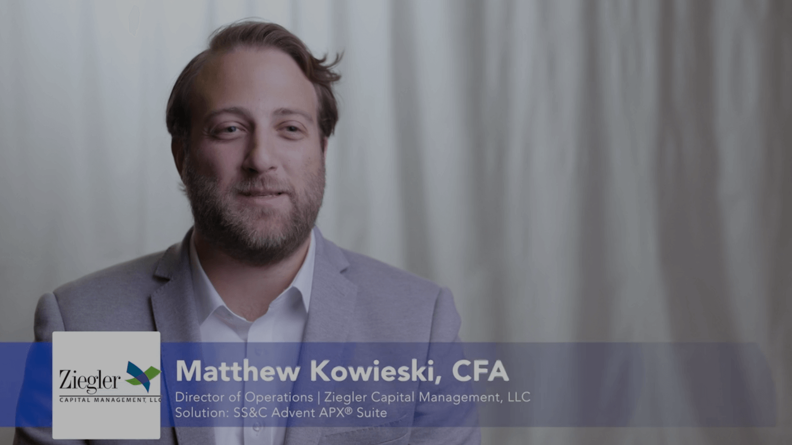 poster image for <p>Ziegler Capital Management</p>