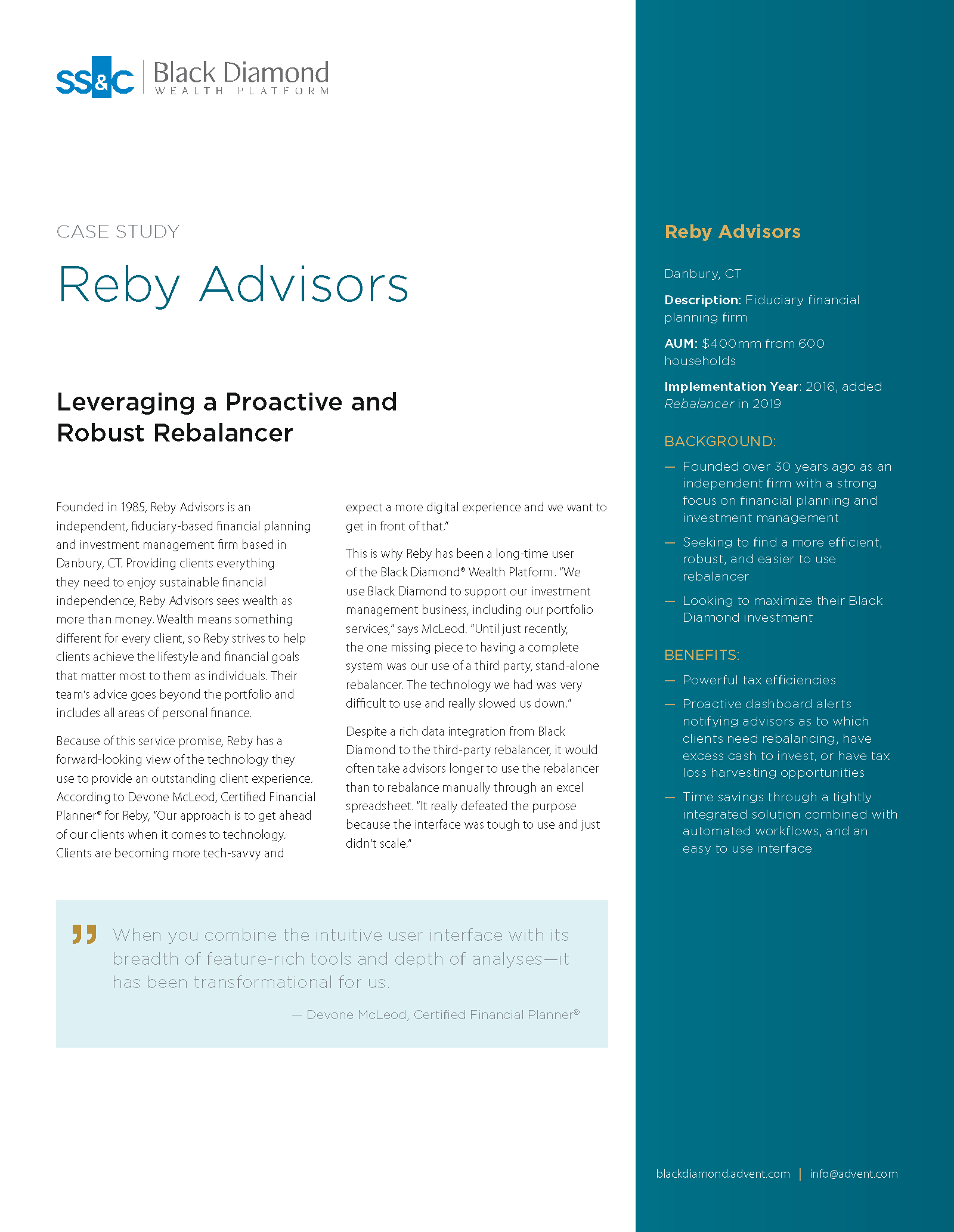 poster image for <p>Reby Advisors</p>