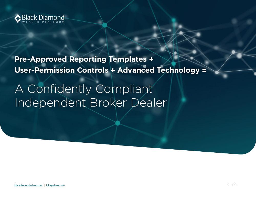 Black Diamond for Broker Dealers