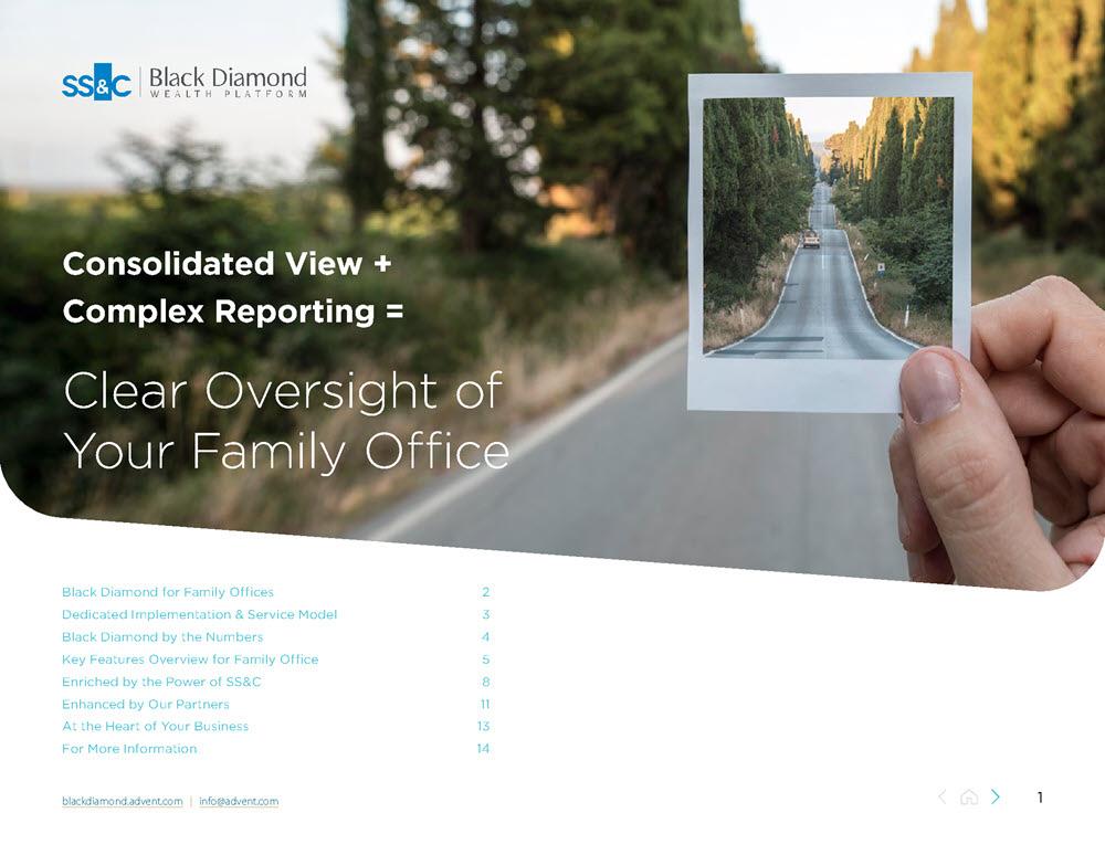 Black Diamond for Family Offices
