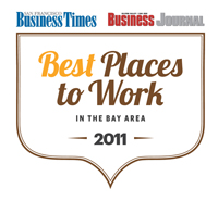 125 Best Places to Work in the Bay Area