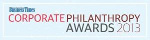 Corporate Philanthropy Awards 2013