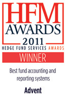 HFM European Hedge Fund Services Awards 2011
