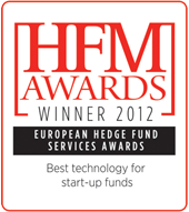 HFM European Hedge Fund Services Awards 2012