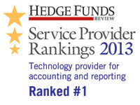 Hedge Funds Review Service Provider Rankings 2013