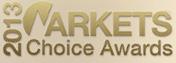 2013 Markets Media Choice Awards