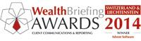 WealthBriefing Switzerland & Liechtenstein Awards 2014