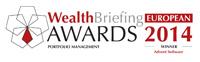 WealthBriefing European Awards 2014
